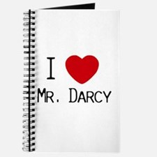 I :heart: Mr. Darcy Journal