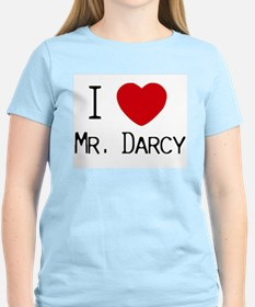 I :heart: Mr. Darcy T-Shirt