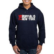 716 Buffalo New York Hoodie