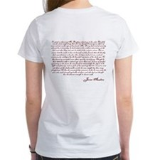 Pride and Prejudice (With Quote) Tee