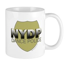 NYDP New York Dance Police Mug