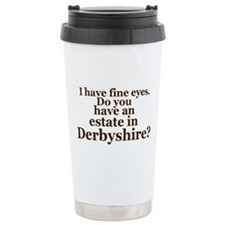Fine Eyes Travel Mug