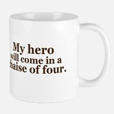 Chaise of Four Mug