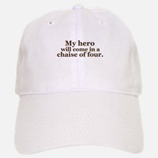 Chaise of Four Baseball Baseball Cap