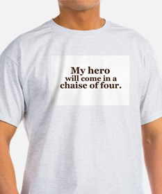 Chaise of Four T-Shirt