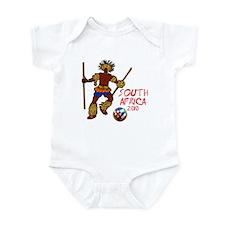 South Africa 2010 Infant Bodysuit