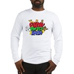 LOGOBIGclosecrop Long Sleeve T-Shirt