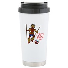 South Africa 2010 Travel Mug