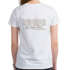 North & South (With Quote) Tee