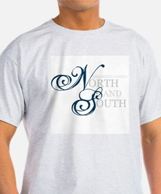 North & South (With Quote) T-Shirt