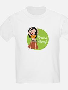 Born to Shimmy! T-Shirt