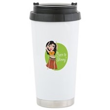 Born to Shimmy! Thermos Mug
