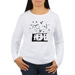the birds Women's Long Sleeve T-Shirt