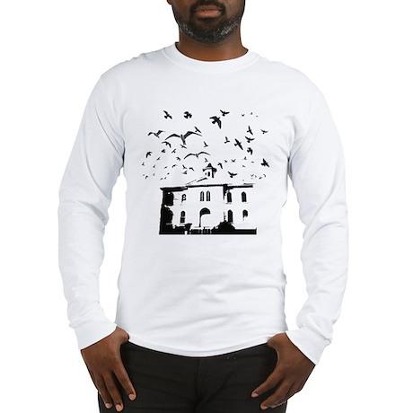 the birds Long Sleeve T-Shirt