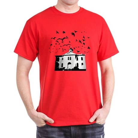 the birds Dark T-Shirt
