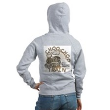 Choo Choo Train Zip Hoody