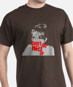 """Shut Up, Palin"" T-Shirt"