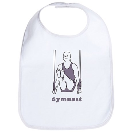 Male Gymnast Bib