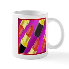 Lipstick helps Mug