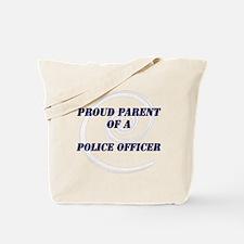 Cute Law enforcement graduation Tote Bag