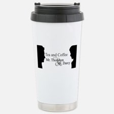 Coffee and Tea Stainless Steel Travel Mug