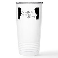 Coffee and Tea Travel Mug