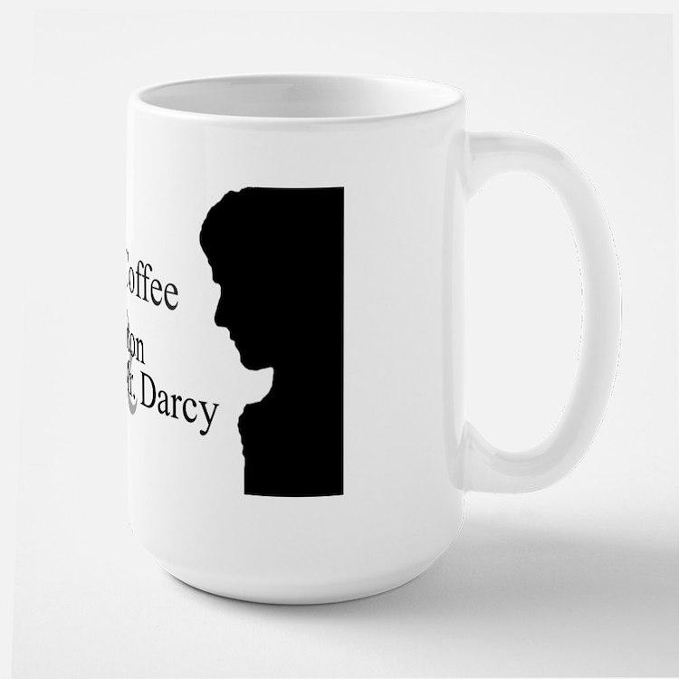 Coffee and Tea Large Mug