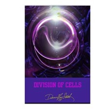 Division Of Cells  Postcards (Package of 8)