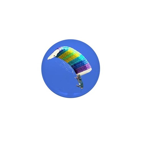 BK Parachute Mini Button