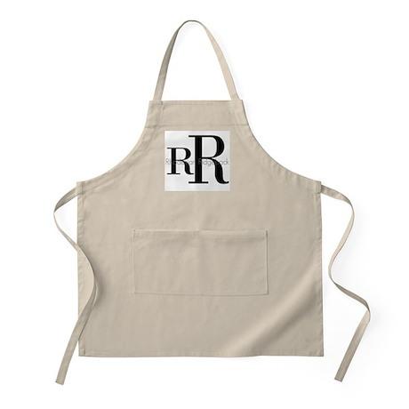 Rhodesian Ridgeback Logo BBQ Apron
