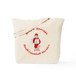 Happy Harold Tote Bag