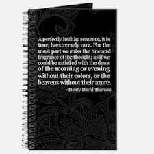 A Perfect Sentence Journal