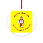 Happy Harold Ornament (Round)