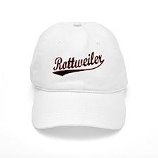 Rottweiler Varsity Baseball Cap