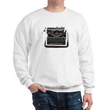 Typewriter Sweatshirt