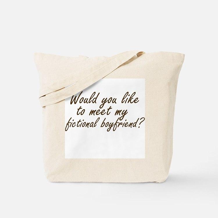 Fictional Boyfriend Tote Bag