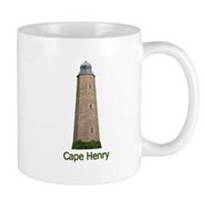 Cape Henry Lighthouse Mug