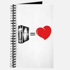 Books = Love Journal