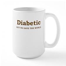 Diabetic Hero Mug