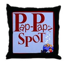 Pap-Pap Throw Pillow