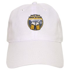 White House Beer Baseball Cap
