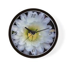 Cactus Flower 4353 Wall Clock