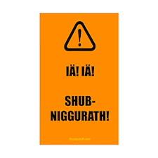 Shub-Niggurath Decal