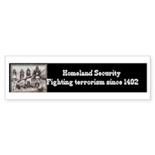 Homeland Security Fighting Terrorism Since 1492 St