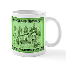 Homeland Security Fighting Terrorism Since 1492 Mu
