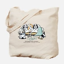 Outlander's PBGV's Tote Bag