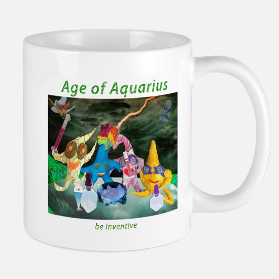 Age of Aquarius Mug