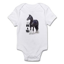 Shire Big & Tall Infant Bodysuit