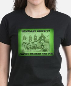Homeland Security Fighting Terrorism Since 1492 Wo