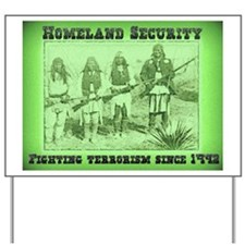 Homeland Security Fighting Terrorism Since 1492 Ya